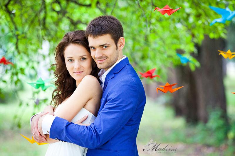 Невеста Юля и Паша
