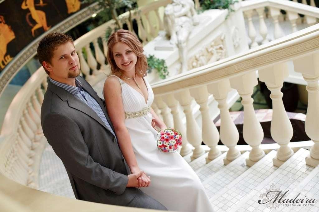 Невеста Александра и Александр