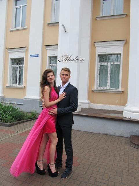 Невеста Выпускница Лилия