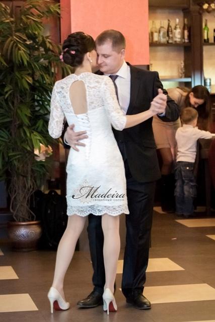 Невеста Наташа и Алексей