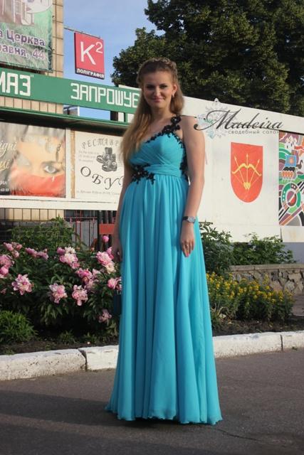 Невеста Выпускница, платье Баллада
