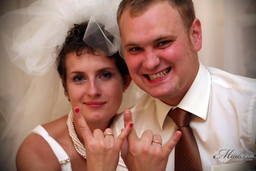 Невеста Ксюша и Алеша