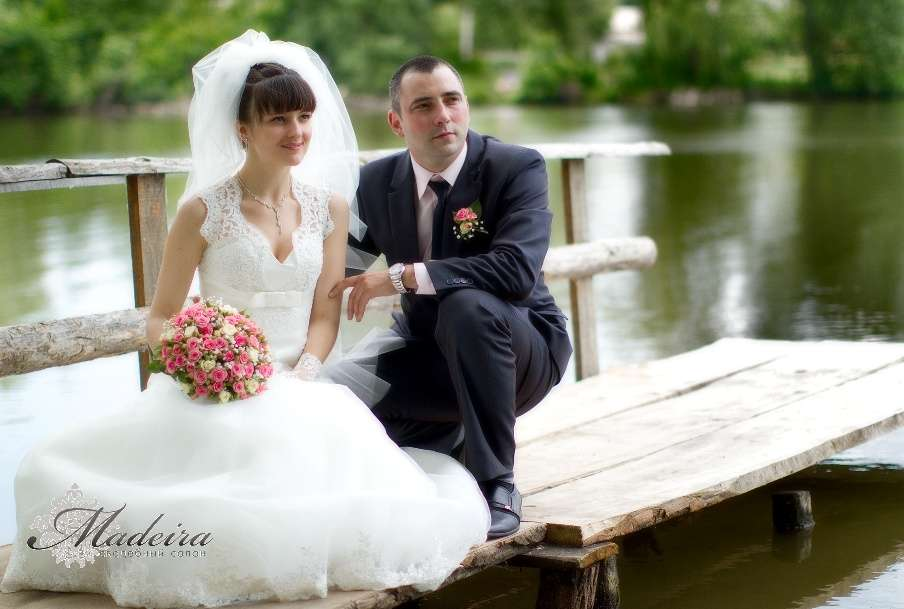 Невеста Татьяна и Андрей