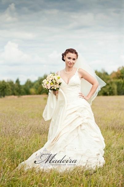 Невеста Ольга и Дмитрий