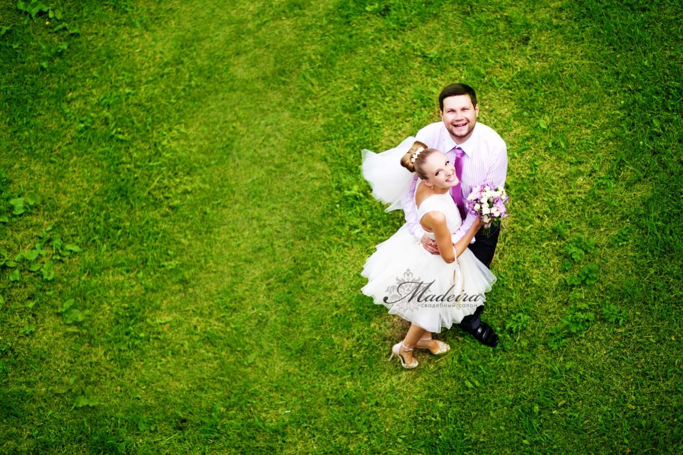 Невеста Алексей и Богдана
