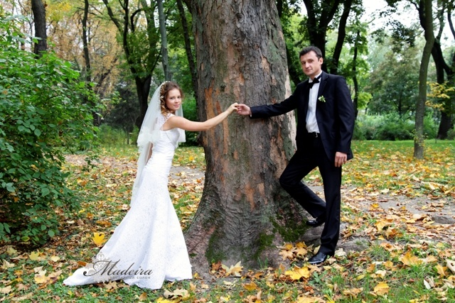 Невеста Марина и Герман