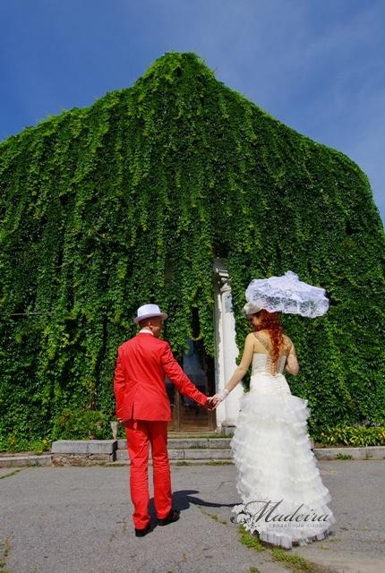 Невеста Мария и Алексей