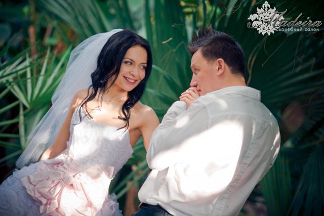 Невеста Ирочка и Игорь