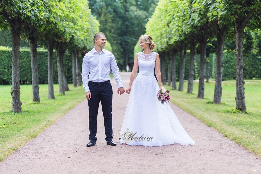 Невеста Екатерина и Александр