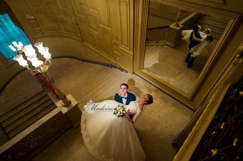 Невеста Янина и Андрей