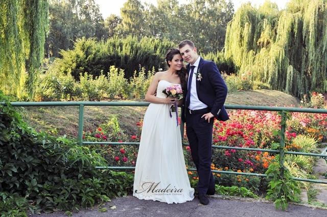 Невеста Катя и Никита