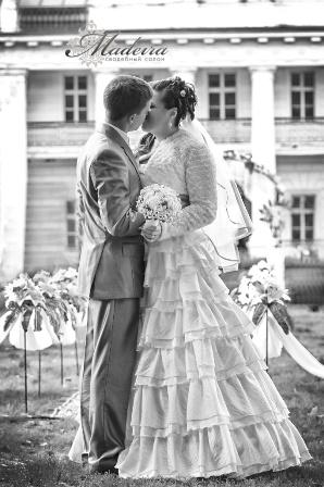 Невеста Ксения и Андрей