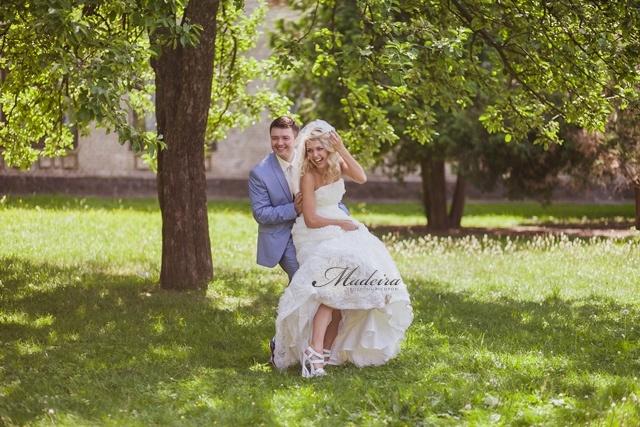 Невеста Аня и Паша