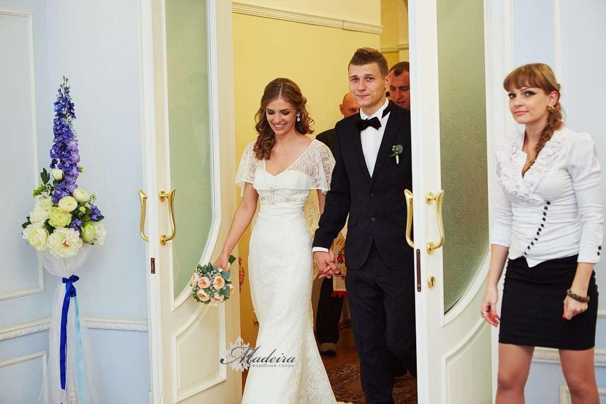 Невеста Татьяна и Богдан