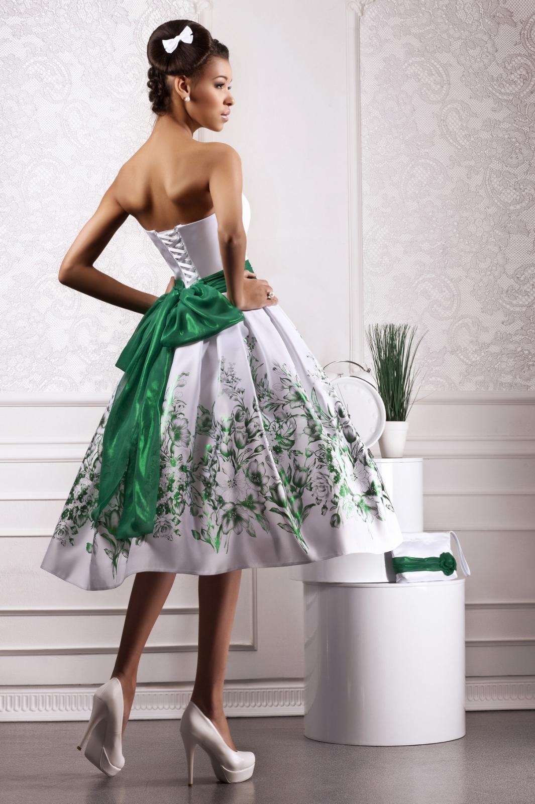 Платья для миниатюрных женщин 7