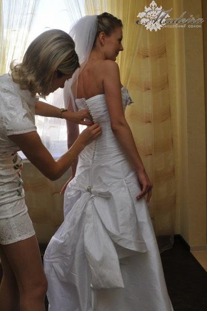 Невеста Людмила и Вадим