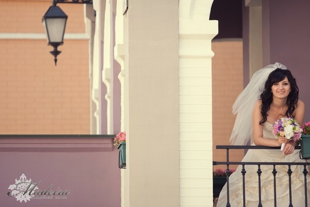 Невеста Ирина и Алексей