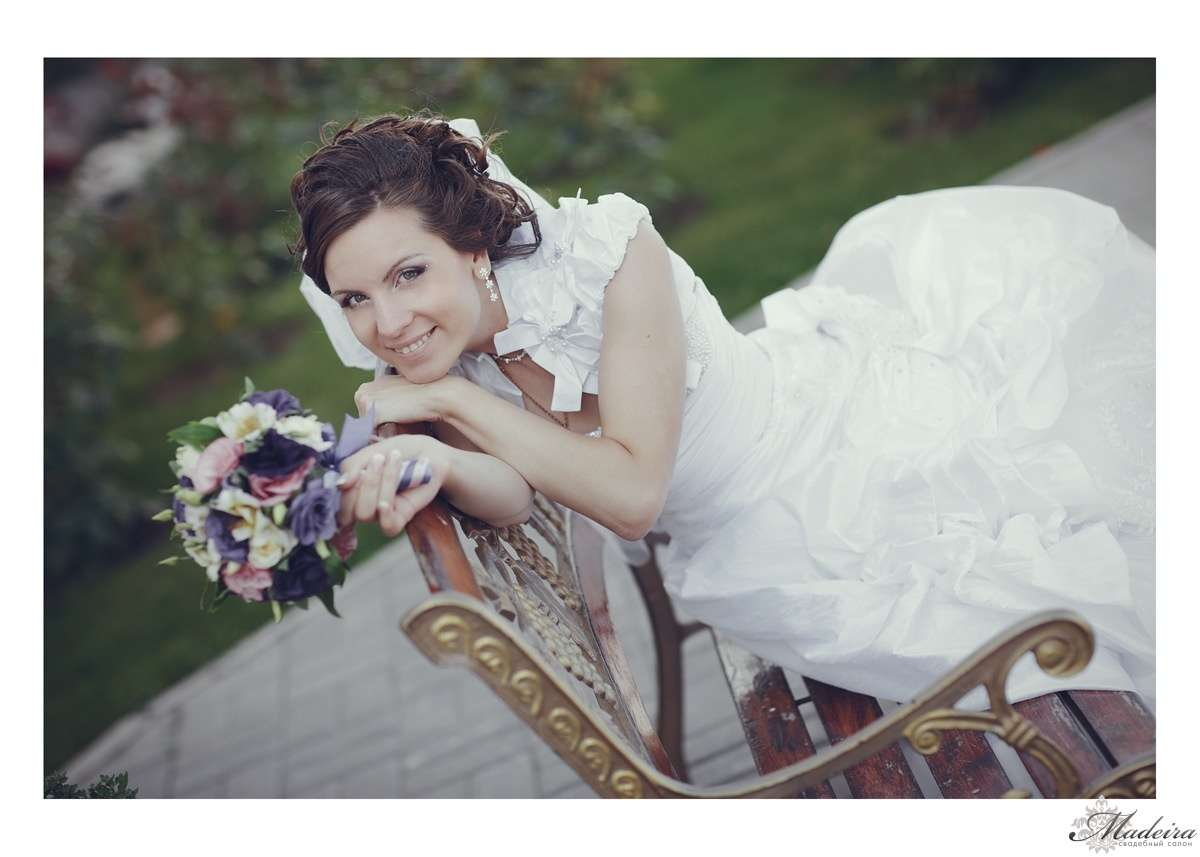 Невеста Вета Зуенко
