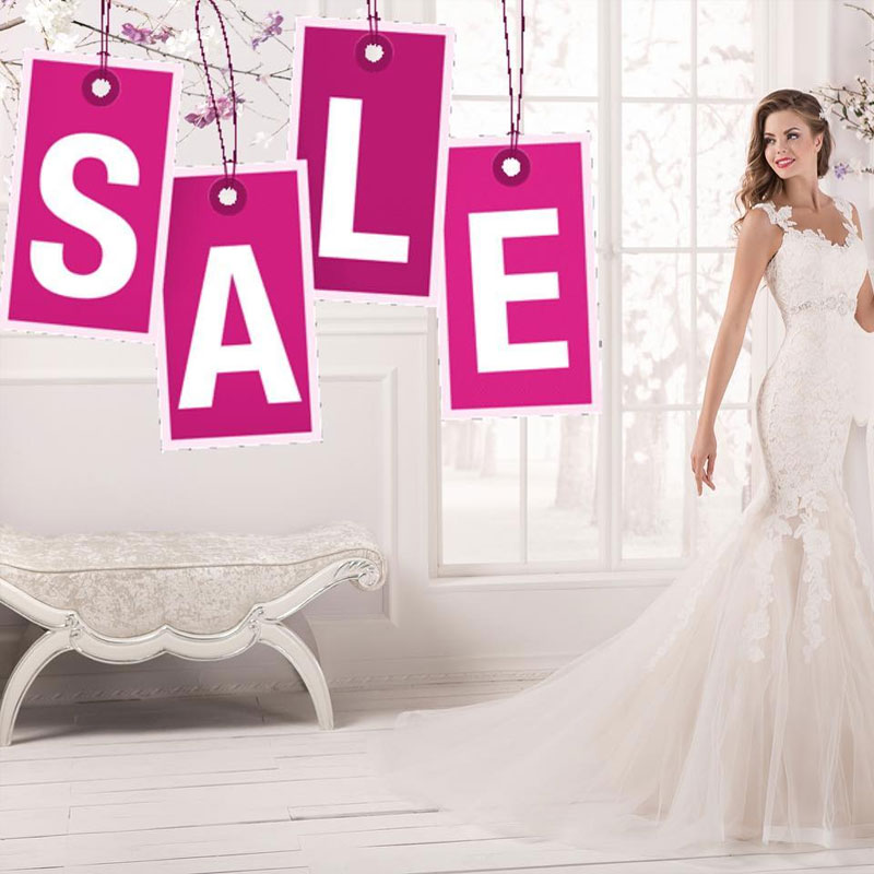 2274349d49a Постоянные сезонные распродажи свадебных платьев в салоне Мадейра Киев
